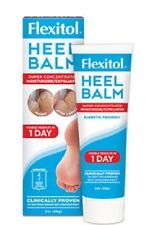Flexitol Heel Balm Moisturizer & Exfoliator 75g /2.66 oz