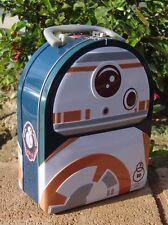 Star Wars BB-8 Metal Tin Box Collector Stash Storage Collectible Classic Artwork