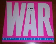 THIRTY SECONDS TO MARS-THIS IS WAR,CD+DVD EUROPE 2010