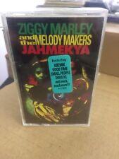 ZIGGY MARLEY MELODY MAKERS JAHMEKYA FACTORY SEALED CASSETTEALBUM  HD