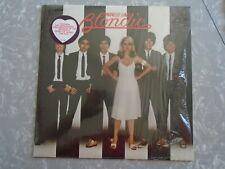Blondie – Parallel Lines ORIGINAL 1978 CHRYSALIS  LP VG+