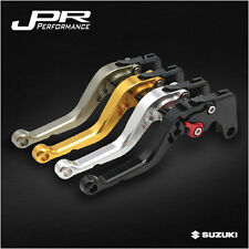 JPR ADJUSTABLE CLUTCH + BRAKE LEVER SET SUZUKI 11-16 GSR750/GSX-S750 - JPR-1448