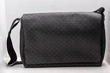 Emporio Armani Black Mens Shoulder / Laptop Bag / Messenger