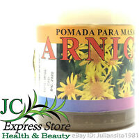 POMADA DE ARNICA PARA MASAJE ARNICA OINTMENT FOR MASSAGE 120 GR 4.23 OZ