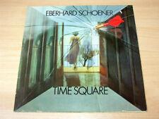EX/EX -!!! Eberhard Schoener/Time Square/Récolte 1981 GATEFOLD LP/german issue