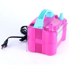 600W AC Portable Electric Pump for Balloon,Electric Balloon Inflator Air Blower