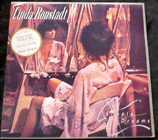 LINDA RONSTADT Simple Dreams LP