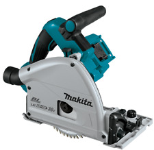 "Makita XPS01Z 18V X2 LXT Lithium-Ion Cordless 6-1/2"" Circular Saw Tool Only NEW"