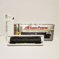 Vintage AHM Pennsylvania PRR GG1 4828 5-Stripe Lighted Locomotive HO Scale Train