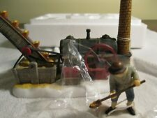 Department 56 New England Village Loading The Grain #56688 Set of 2