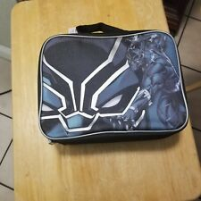 New listing Marvel's Black Panther Lunchbox the Avengers