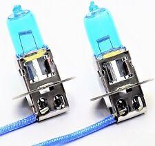 H3 LIMA 55W 6000K XENON LOOK OPTIK HALOGEN LAMPEN E-PRÜFZEICHEN SUPER WHITE 12V