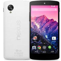 LG Google Nexus 5 D821 GSM Unlocked Smartphone Black/White/Red - 16/32GB