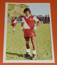 110 DELIO ONNIS AS MONACO LOUIS II AGEDUCATIFS FOOTBALL 1973-1974 73-74 PANINI