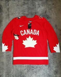 Men's Nike Canada IIHF Hockey Team Heritage Jersey Red 20/2021 sz S M L XL 2XL