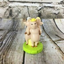 """Shrek Chess Game Three Little Pigs Pawn 2"""" Tall PVC Replacement Piece"""