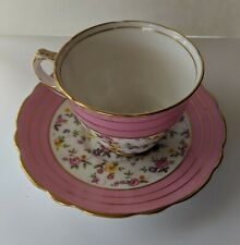 Harlequin Royal Stafford Bone China, chintz collection, Teacup And Saucer