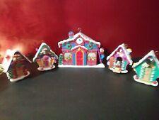 Mr. Christmas Mickeys Clock Shop 1993