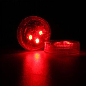 2Pc Door Opened Warning Light Anti-collid Flash Caution Signal Lamp Car Accessor