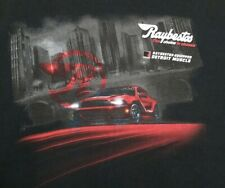 Raybestos The Choice in Chassis Detroit Muscle Roush Mustang Car Quest TShirt XL