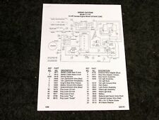 Manco Model 609-02 613-02 Go Kart Wiring Diagram Manual Cart