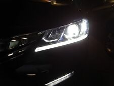 2016 2017 Accord HID/LED complete front kit. Except High beams.
