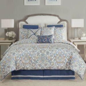 Croscill Janine 4pc Queen Comforter Set