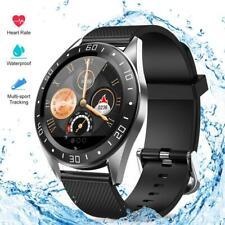 XIAOMI HUAWEI Smartwatch Blutdruck Pulsuhr Fintess Tracker Armband Schrittzähler