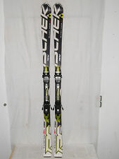 "FISCHER "" RC4 SUPERRACE SC "" TOP SKI SLALOM CARVER + BINDUNG 165 CM"