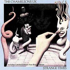 Chameleons Uk Strange Times Cd