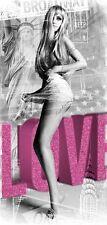 faveron: Miss Love Imagen Camilla 55x115 MODA Art MODE Glamour Eurographics