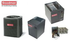 5 Ton Goodman 17 SEER 2 Stage Central DSXC180601, MBVC2000, Cased Coil, TXV