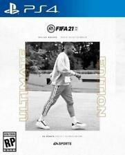 FIFA 21 Ultimate Edition (PlayStation 4, 2020)