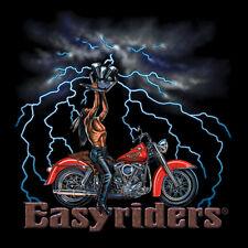 Easyriders Indian Bike Short Sleeve T-shirt in medium