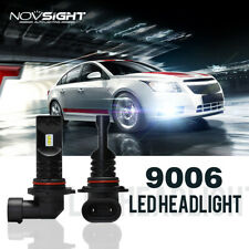 NIGHTEYE 9006 HB4 80W LED Fog Light Bulbs Headlight DRL Lamps Xenon Cool White