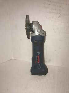 "Bosch 18v 4 1/2"" Grinder - BARE TOOL Works Perfectly"