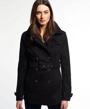 Abrigos y chaquetas de mujer Superdry color principal negro