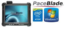 Rugged Tablet PC PaceBook RP550 Atom Z530 1,6GHz 2GB 64GB SSD RS-232 Windows 7