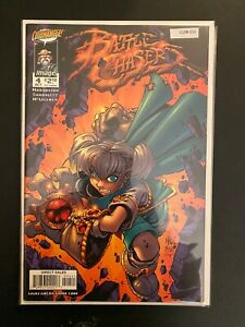 Battle Chaser 4 High Grade Image Comic Book CL58-111