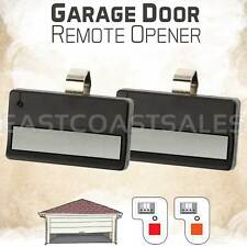 2 for Sears Craftsman 139.53681B Garage Door Opener Remote Transmitter 139.53680