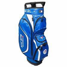 New for 2017 MLB Team Golf Toronto Blue Jays Clubhouse Golf Cart Bag