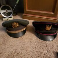 Vintage Military Hats. Jacob Reeds Sons & O'Connor's