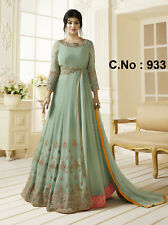 HeavyBollywood Indian Wedding Bridal Traditional Anarkali Ethnic Party Long Gown