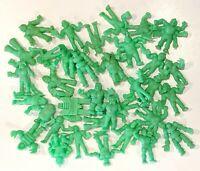 CHOOSE: Vintage 1980s M.U.S.C.L.E. MEN Action Figures * Muscle Men Green