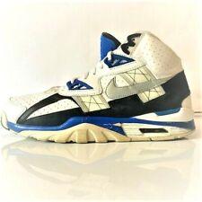 Nike AIR 12 TRAINER SC HIGH Mens Shoes blue white black