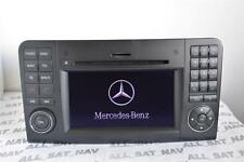 Mercedes Comand APS NTG2.5 W164 ML GL sat nav 6CD changer navigation system V14