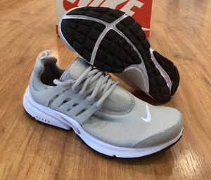 Nike Air Presto Size 12 Light Smoke Grey Brand New Free Shipping CT3550-002