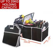 Practical Car Storage Box Auto Trunk Organizer Bag Folding Toolbox Up to 25KG