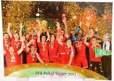 FC Bayern München + DFB Pokal Sieger 2013 + Fan Big Card Edition F123 +