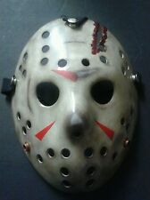 Friday The 13th Part 4 Jason Voorhees Halloween Mask Horror